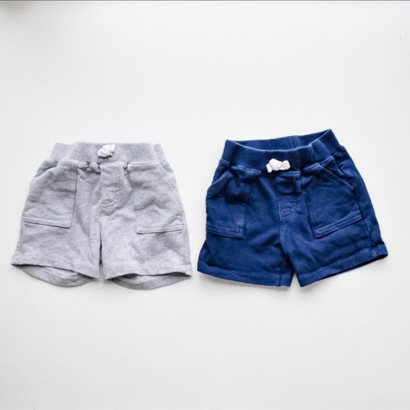 Carter's Other - 2-Pack Carter's Pull-On Shorts Baby Boy